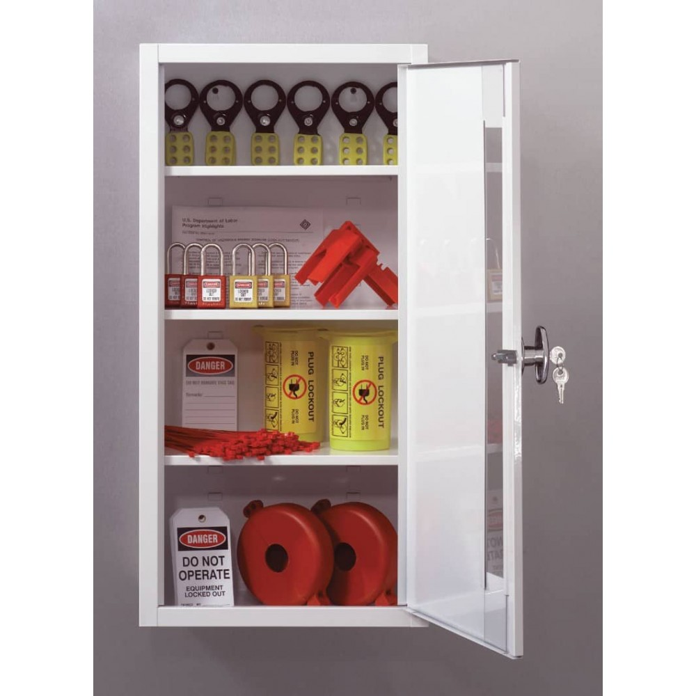 Lockout/Tagout Cabinet: Lockable | Windy City Cabinet